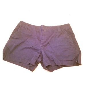 New York and Co. Navy Cotton Shorts